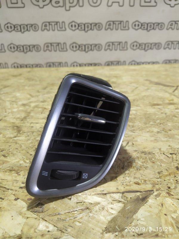 Дефлектор воздушный Nissan Teana J32 VQ25DE