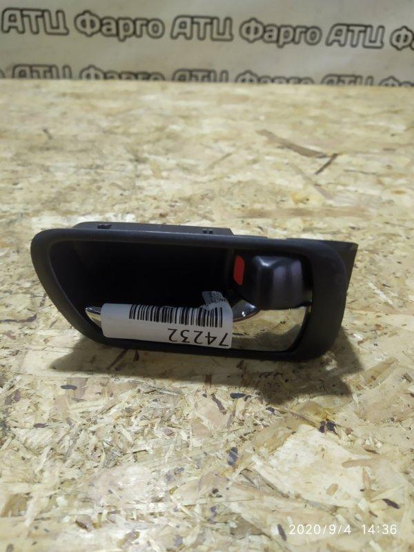 Ручка внутренняя Toyota Allion ZZT240 1ZZ-FE передняя правая