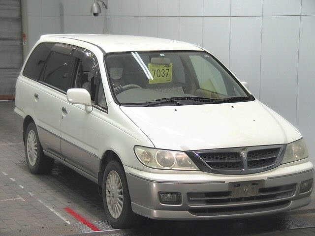 Авто на разбор Nissan Presage TNU30 QR25DE