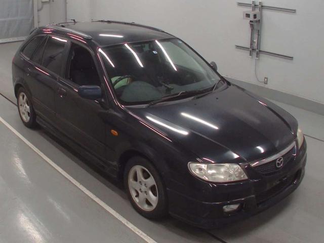 Авто на разбор Mazda Familia S-Wagon BJ5W ZL-VE