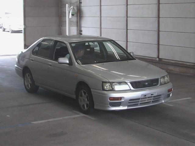 Авто на разбор Nissan Bluebird QU14 QG18DD