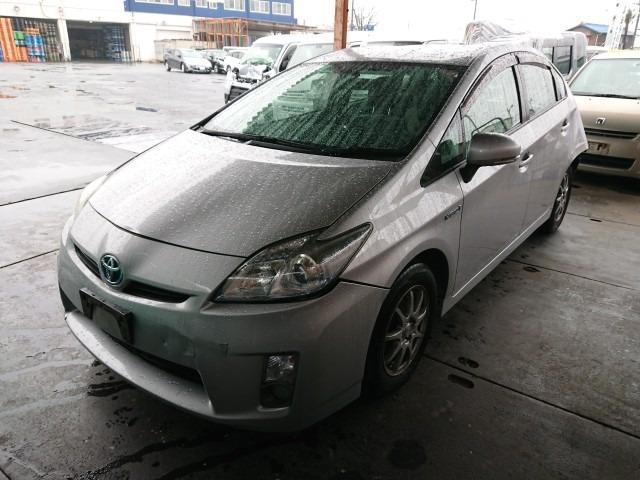 Авто на разбор Toyota Prius ZVW30 2ZR-FXE