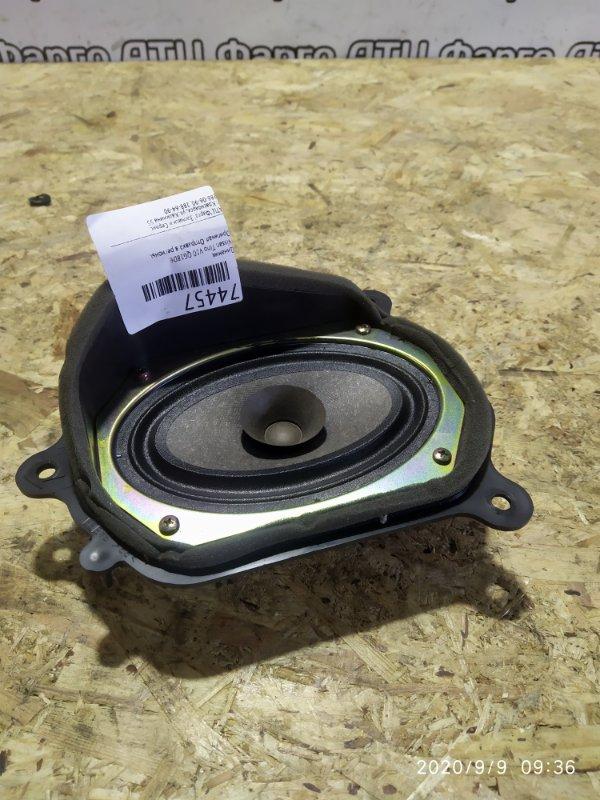 Динамик Nissan Tino V10 QG18DE