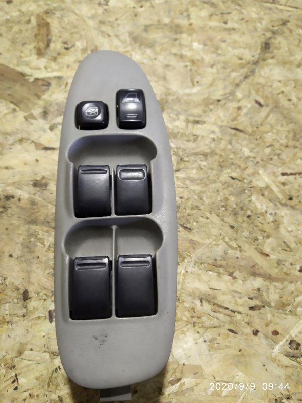 Блок управления стеклоподъемниками Nissan Tino V10 QG18DE