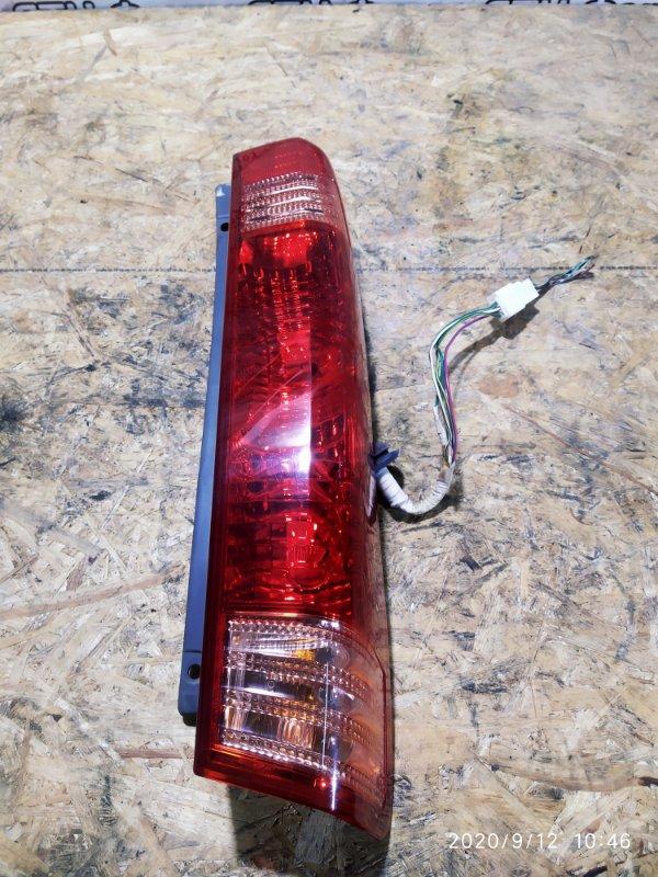 Фонарь стоп-сигнала Toyota Opa ZCT15 1ZZ-FE задний левый