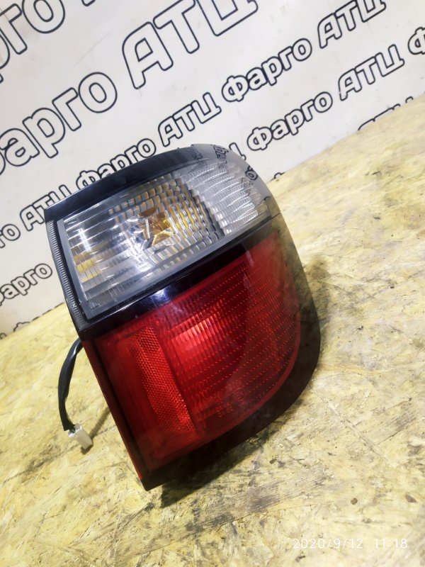 Фонарь стоп-сигнала Mazda Capella GW8W FP-DE задний правый