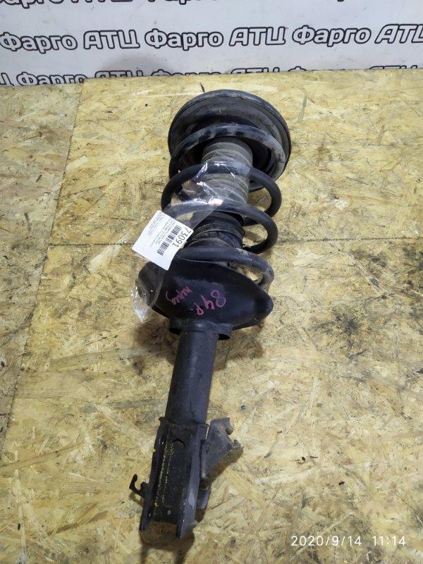 Стойка подвески Nissan Presage TNU30 QR25DE передняя правая