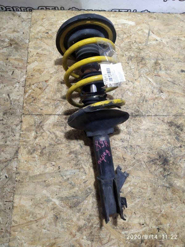 Стойка подвески Nissan Rnessa N30 SR20DE передняя правая