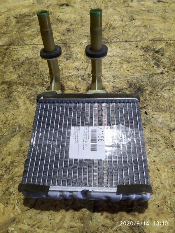 Радиатор отопителя Nissan Presage TNU30 QR25DE