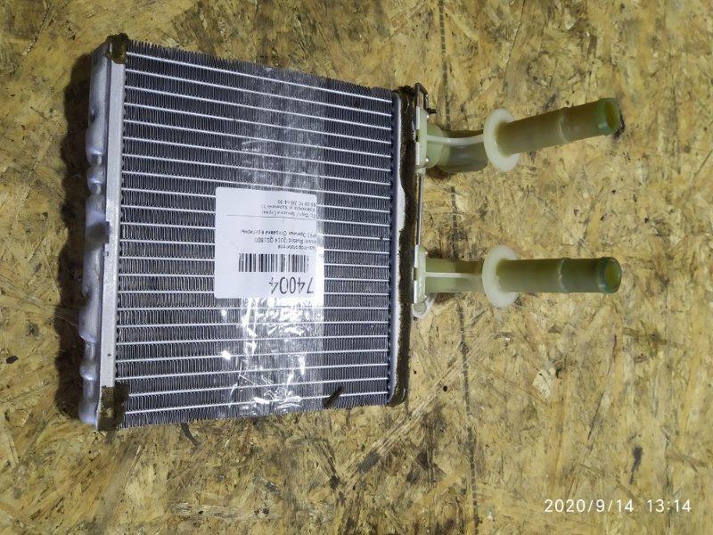 Радиатор отопителя Nissan Bluebird QU14 QG18DD