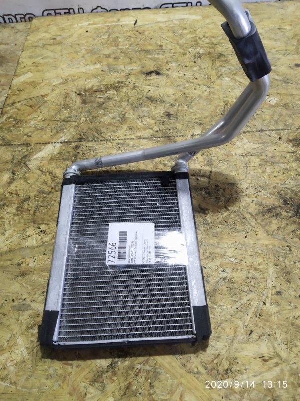 Радиатор отопителя Toyota Opa ZCT10 1ZZ-FE