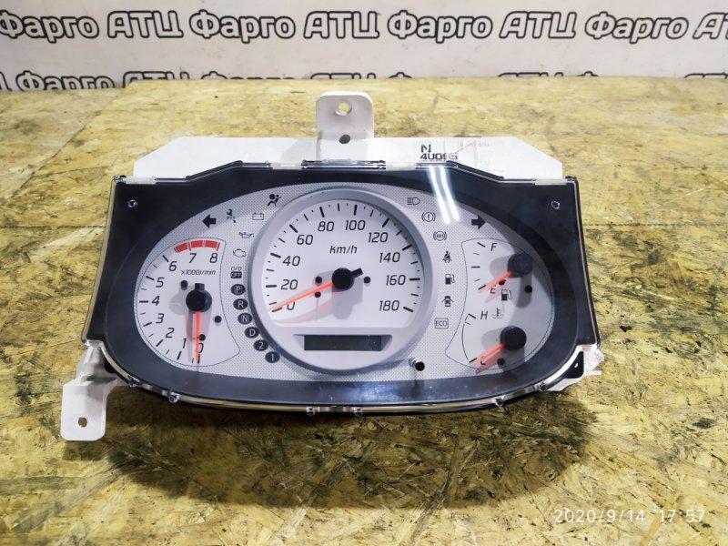 Комбинация приборов Nissan Tino V10 QG18DE