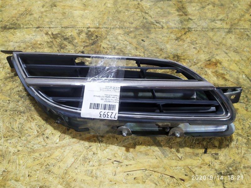 Решетка радиатора Nissan Tino V10 QG18DE