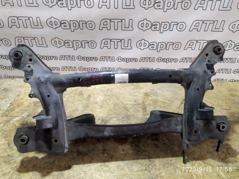 Балка поперечная Toyota Opa ZCT15 1ZZ-FE задняя