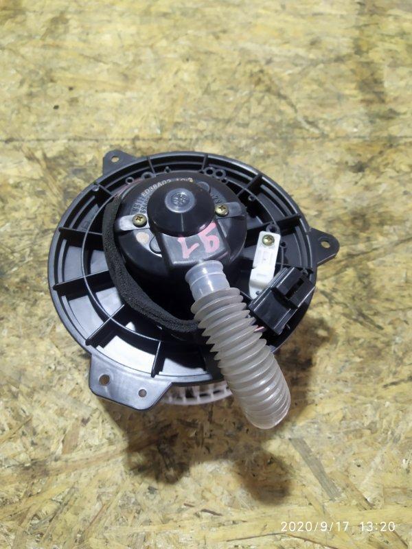 Вентилятор печки Mazda Familia S-Wagon BJ5W ZL-VE