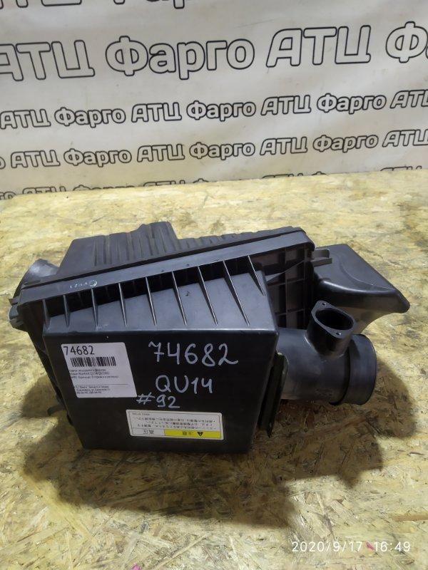 Корпус воздушного фильтра Nissan Bluebird QU14 QG18DD