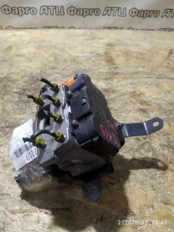 Блок abs Honda Accord CF3 F18B