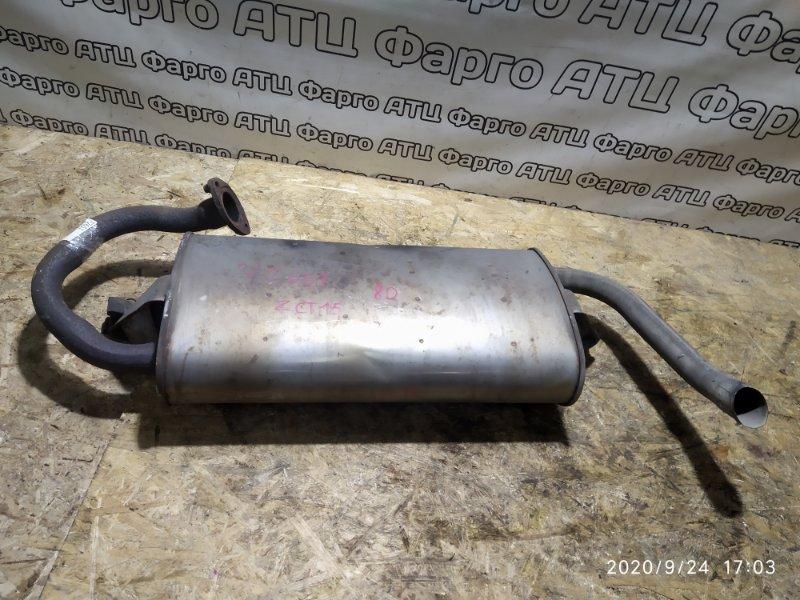 Глушитель Toyota Opa ZCT15 1ZZ-FE