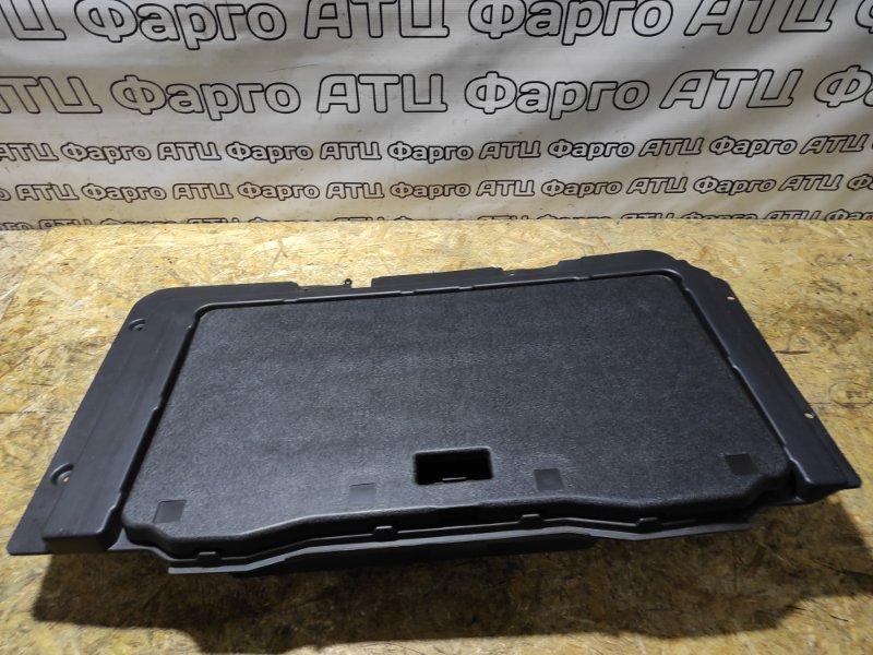 Обшивка багажника Nissan Presage TNU30 QR25DE