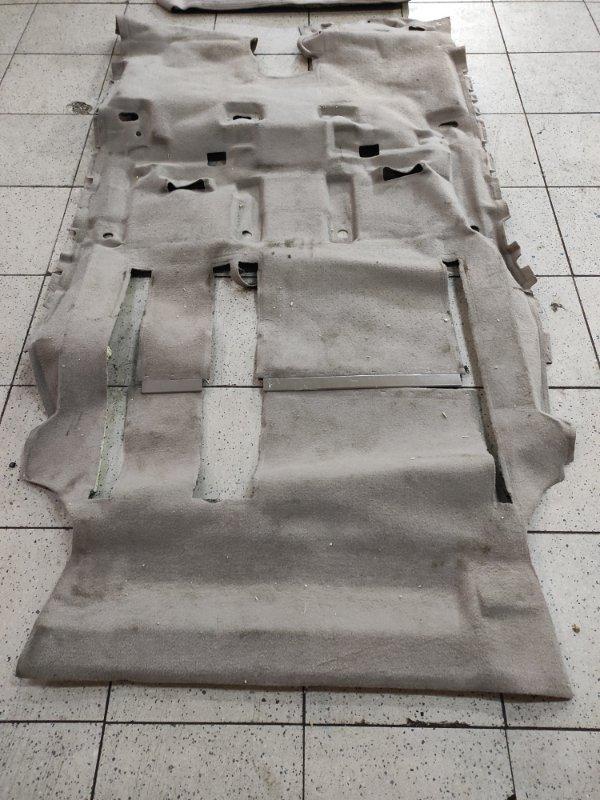 Обшивка пола Nissan Presage TNU30 QR25DE