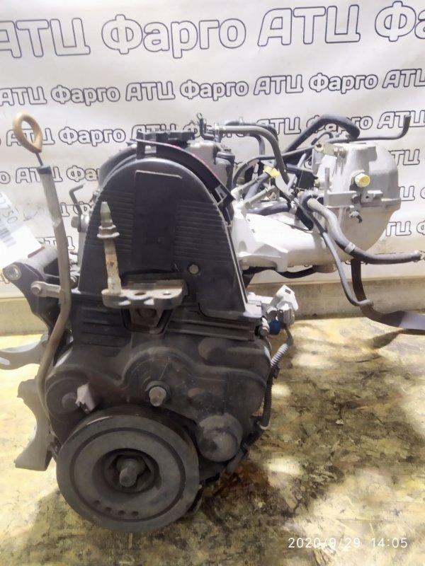 Двигатель Honda Torneo CF4 F20B