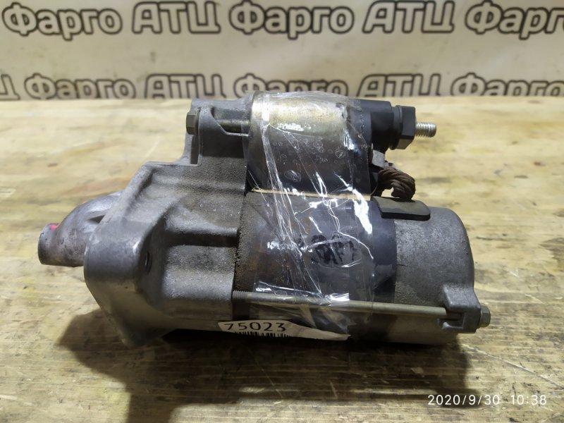 Стартер Toyota Opa ZCT15 1ZZ-FE