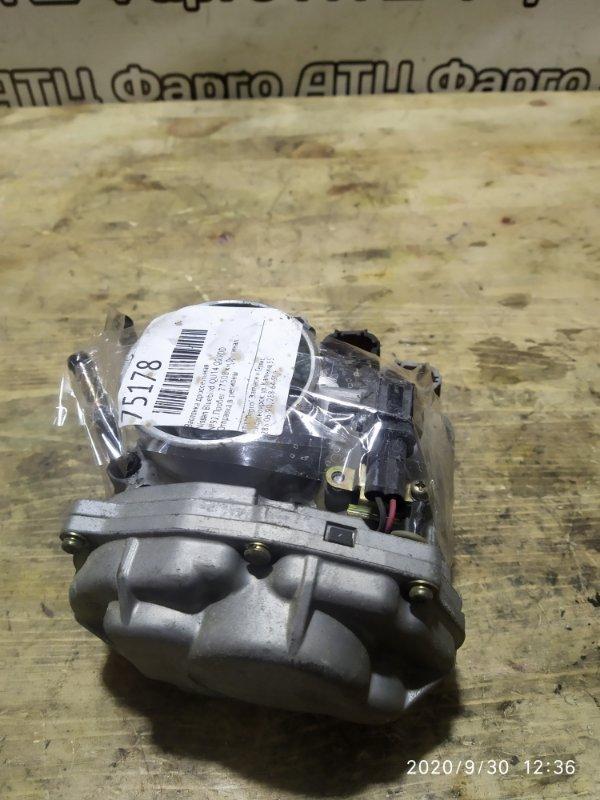 Заслонка дроссельная Nissan Bluebird QU14 QG18DD