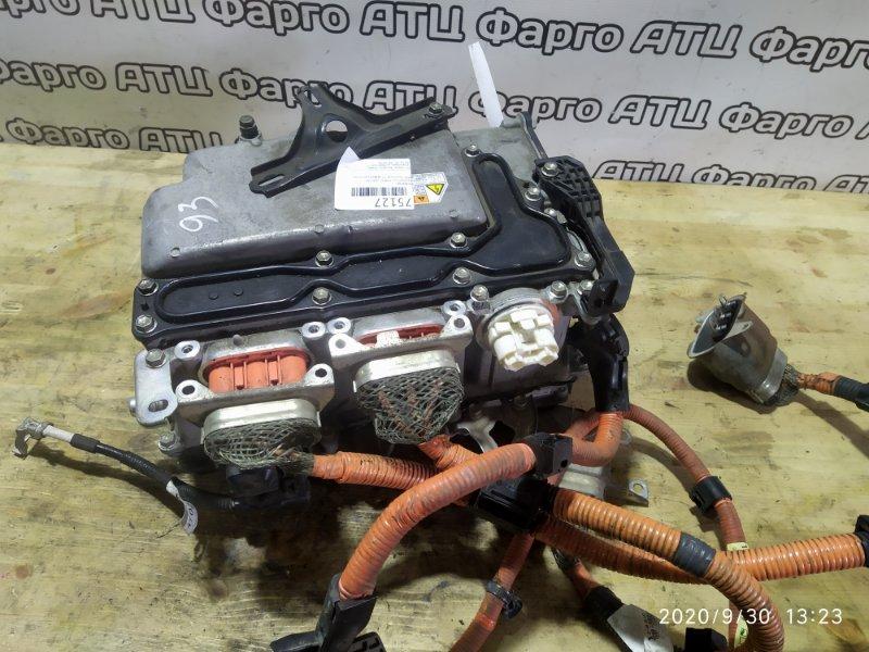 Инвертор Toyota Prius ZVW30 2ZR-FXE