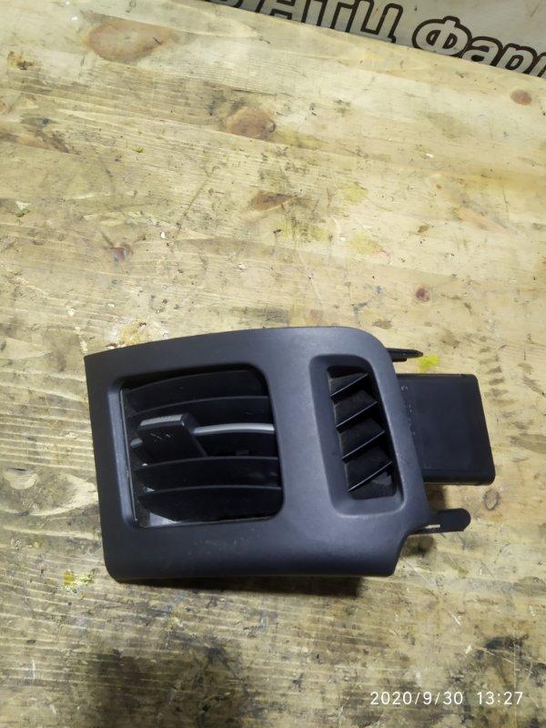 Дефлектор воздушный Toyota Prius ZVW30 2ZR-FXE