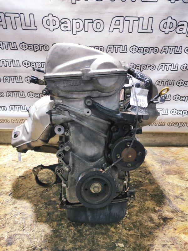 Двигатель Toyota Corolla Fielder ZZE123G 2ZZ-GE