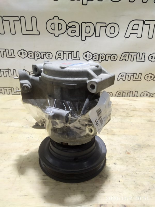 Компрессор кондиционера Toyota Caldina ST210G 3S-FE