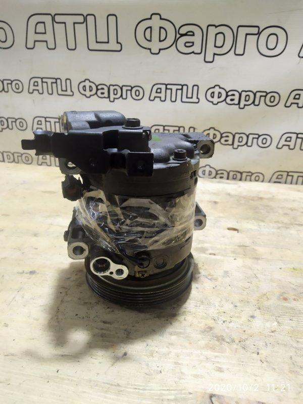 Компрессор кондиционера Nissan Laurel GNC35 RB25DE