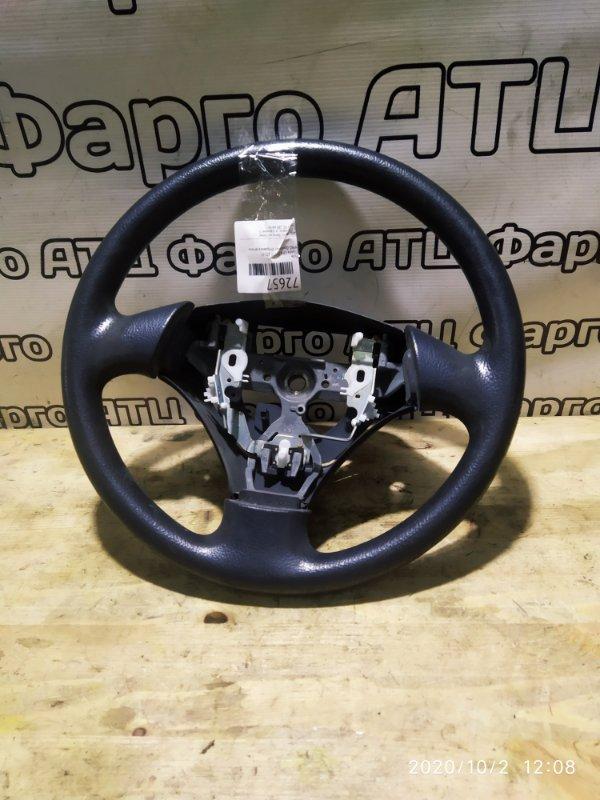 Руль Toyota Opa ZCT15 1ZZ-FE