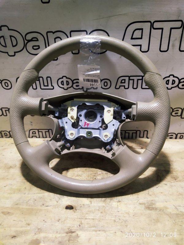 Руль Nissan Presage TNU30 QR25DE