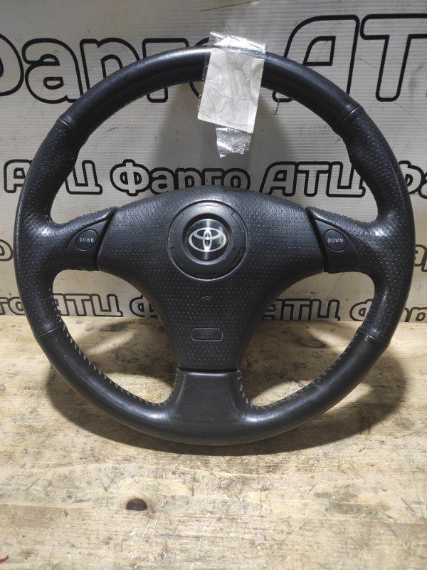Руль Toyota Corolla Fielder ZZE123G 2ZZ-GE