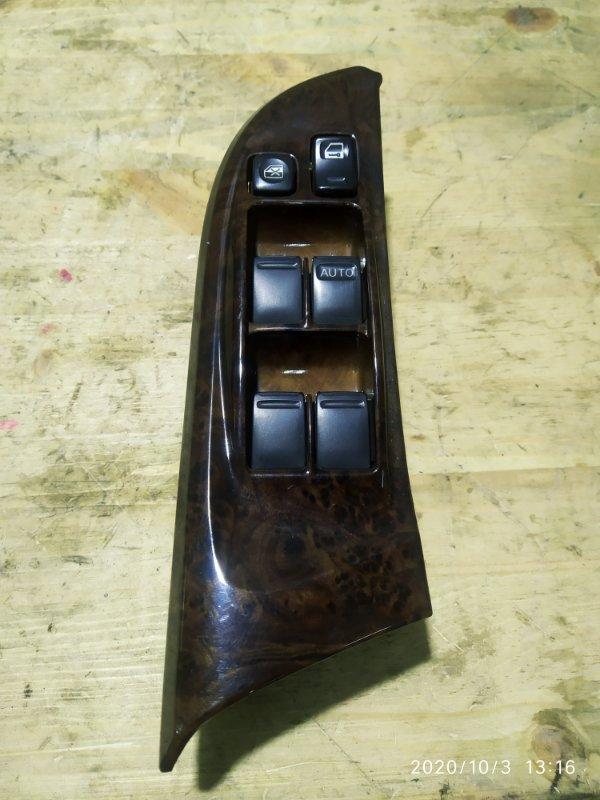 Блок управления стеклоподъемниками Nissan Cefiro A33 VQ20DE