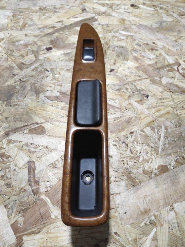 Кнопка стеклоподъемника Nissan Presage TNU30 QR25DE задняя левая