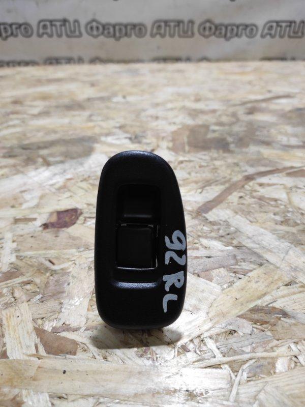 Кнопка стеклоподъемника Nissan Bluebird QU14 QG18DD задняя левая