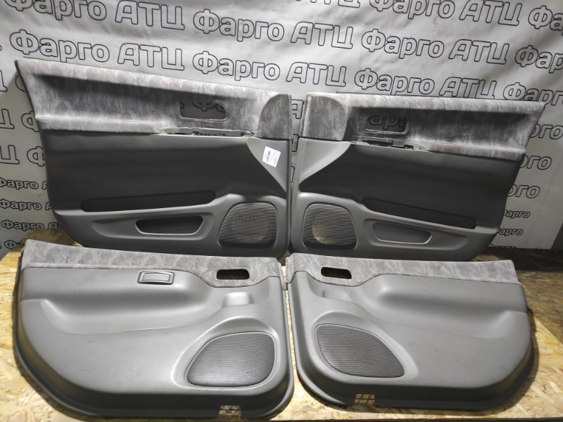 Обшивка двери Nissan Rnessa N30 SR20DE