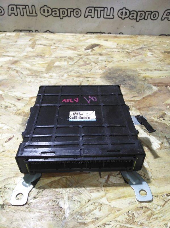 Блок управления двс Mazda Familia S-Wagon BJ5W ZL-VE