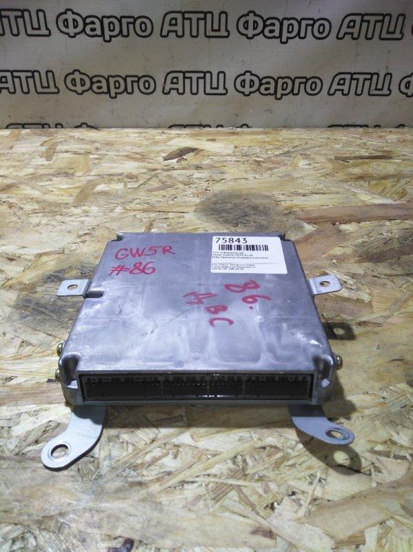 Блок управления двс Mazda Capella GW5R KL-ZE