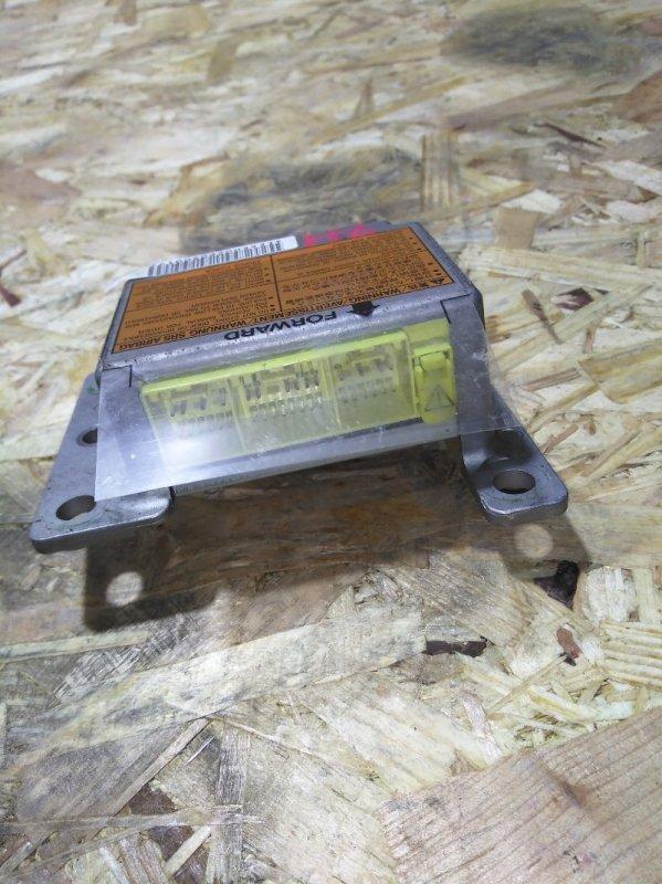 Блок управления airbag Nissan Presage TNU30 QR25DE