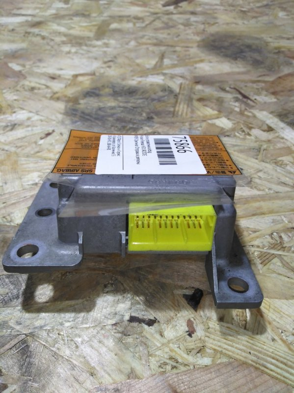 Блок управления airbag Nissan Rnessa N30 SR20DE