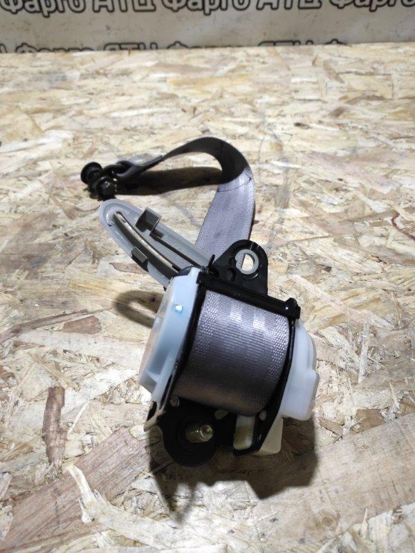 Ремень безопасности Nissan Tino V10 QG18DE задний левый