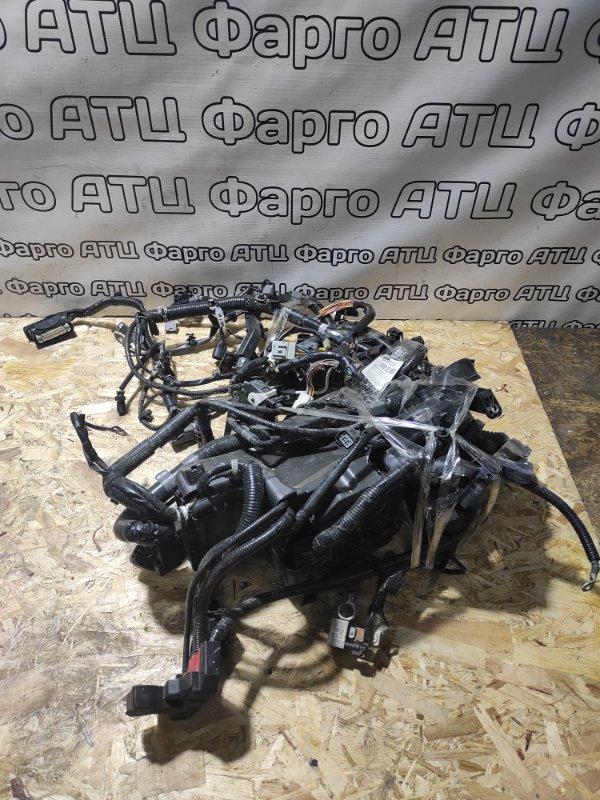 Проводка двигателя Mazda Axela BM5FS P5-VPS