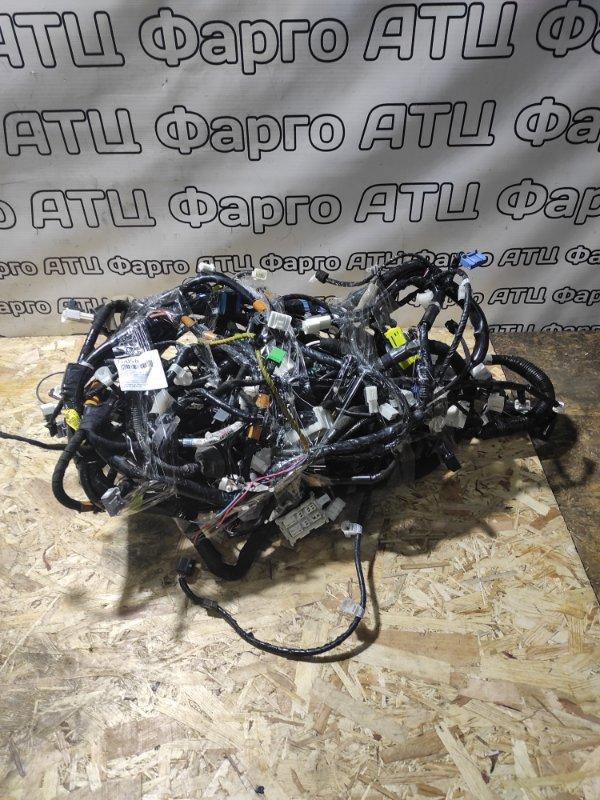 Электропроводка Toyota Aqua NHP10 1NZ-FXE