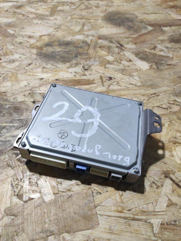 Блок управления Lexus Is250 GSE20 4GR-FSE