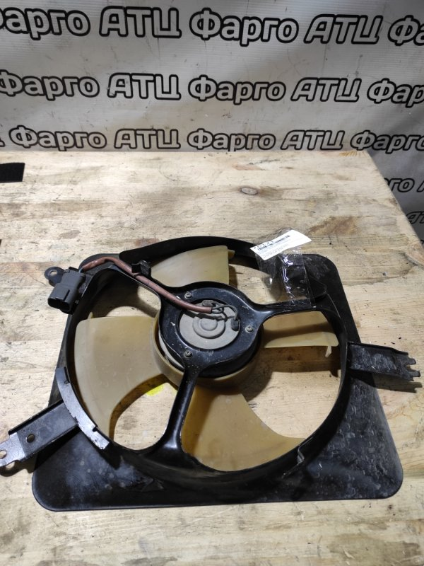 Вентилятор радиатора двигателя Honda Accord CF3 F18B