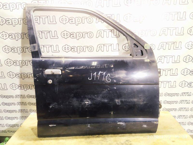 Дверь боковая Daihatsu Terios Kid J111G EF-DEM (EF) передняя правая