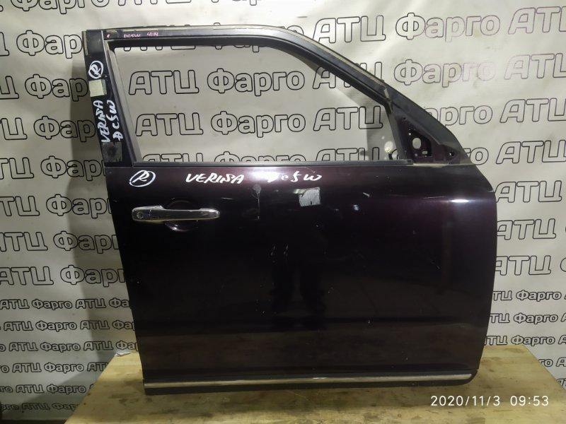 Дверь боковая Mazda Verisa DC5W ZY-VE передняя правая